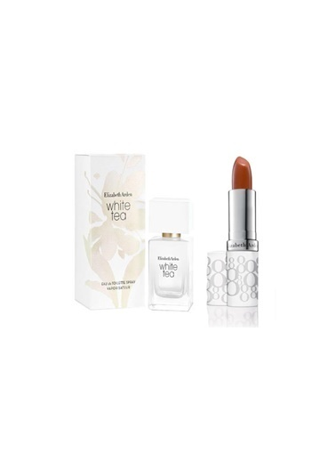 Elizabeth Arden Elizabeth Arden White Tea Edt 30 Ml Kadın Parfüm+Spf15 Stick 3.7 Gr Honey Renksiz